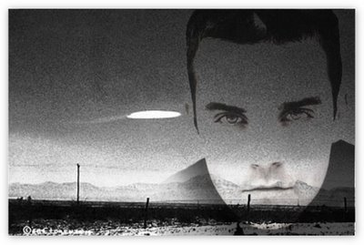 Robbie Williams UFO Hunter
